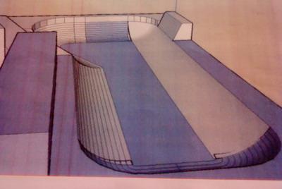 Bowl building 1