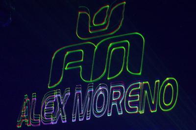 Alex Moreno logo