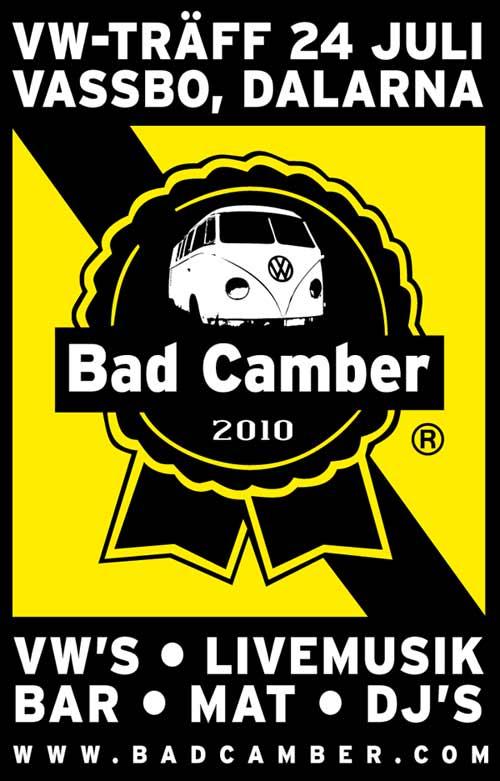 Badcamber