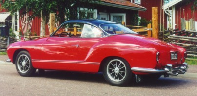 Ghia med BRM side