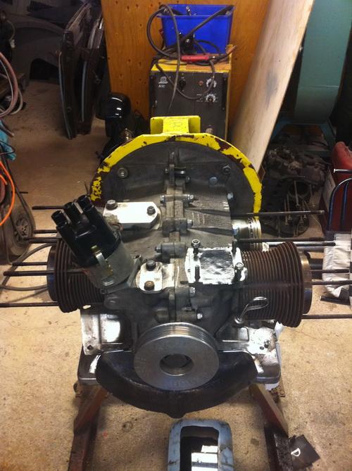 Motor mek webb