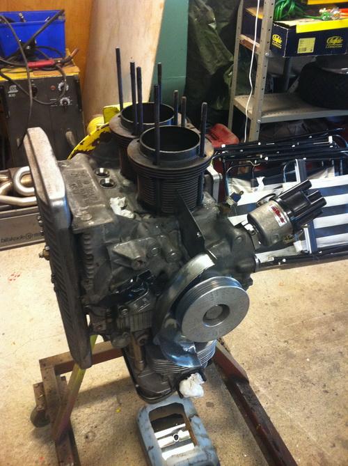 Motor mek3 webb