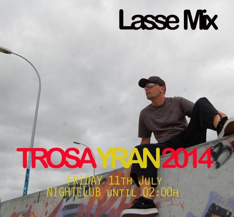Lasse mix trosa yran 2014