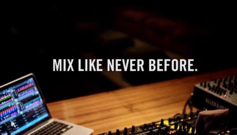 Mix like never